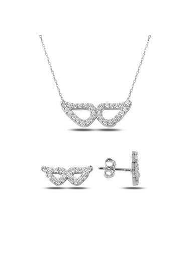 Angemiel Set Gümüş